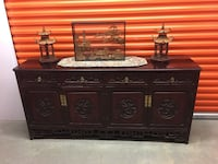 Oriental Buffet Table ( Ornaments Included) Alexandria, 22315