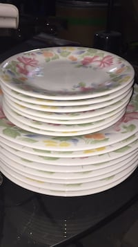 All plates $5 Mississauga