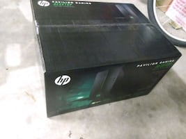 HP Pavilion desktop gaming PC. GEFORCE gtx1660ti 6gb