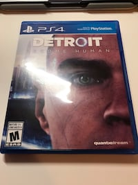 PS4 Detroit: Become Human 多伦多, M2N