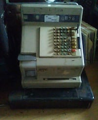 white cash register Toronto, M5A 2G1