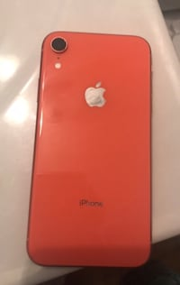 iPhone XR Orange Clean 64Gig Baltimore, 21209