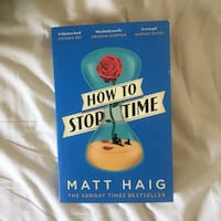 How to stop time book Rochdale, OL16