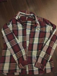 Levi's Plaid XL Toronto, M6S