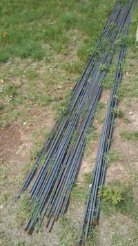black and gray metal rods Odessa, 79763