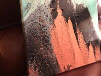 12x12 Abstract Pour Painting Tulsa, 74114