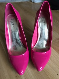 pair of pink pointed-toe pumps Mc Lean, 22102