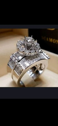 Size  [TL_HIDDEN]  available gorgeous ring set Manteca, 95336