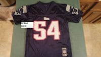 Patriots Bruschi youth sz med jersey Halifax, B3S 1K3