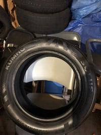 Size 16 tires Kumho tires set of for