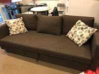Ikea sofa bed - Friheten. Barely used, moving Oakville, L6L 5C9