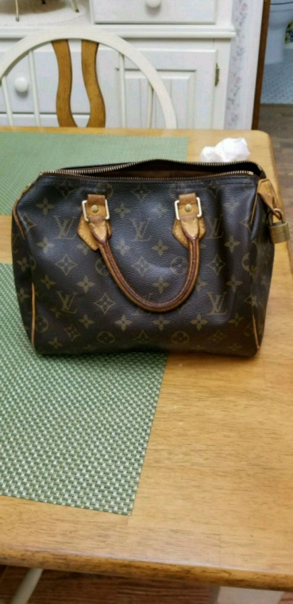 6a99a477c2e3 Used black leather Louis Vuitton tote bag for sale in Sayreville - letgo