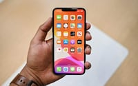 We're giving away free iPhone 11 pro max (256gb) to the first 100 lucky winners to render help to people in this cofid19 the world are into now, don't hesitate to claim yours now you can be among the lucky ones.... GOOD LUCK, STAY SAFE
