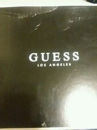 Guess shoes size 8 Oxon Hill, 20745