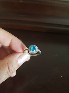Sterling silver size  9