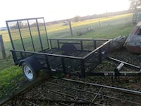 Single axel trailer 1193 mi