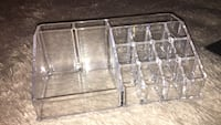 clear glass glass candle holder Dollard-Des Ormeaux, H9G