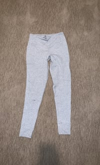 Light grey SZ. SMALL Leggings with pockets Edmonton, T6W 0S2
