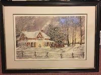 Sleigh Ride by Walter Campbell