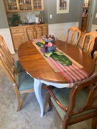 Dining Room Table with 6 Chairs by Ethan Allen  Boise, 83713