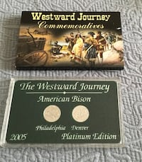 Westward journey american bison platinum edition
