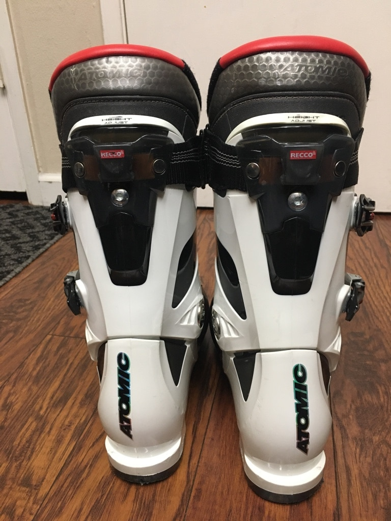 2626.5 atomic hawx 110 flex skis boots , $750 msrp