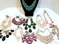 Statement Necklace Lot Vancouver, 98684