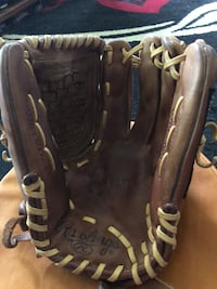 "Rawlings Gold Glove Elite 12.5"" baseball/Softball glove Falls Church, 22042"