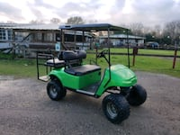 Ez-Go electric golf cart  48 volt