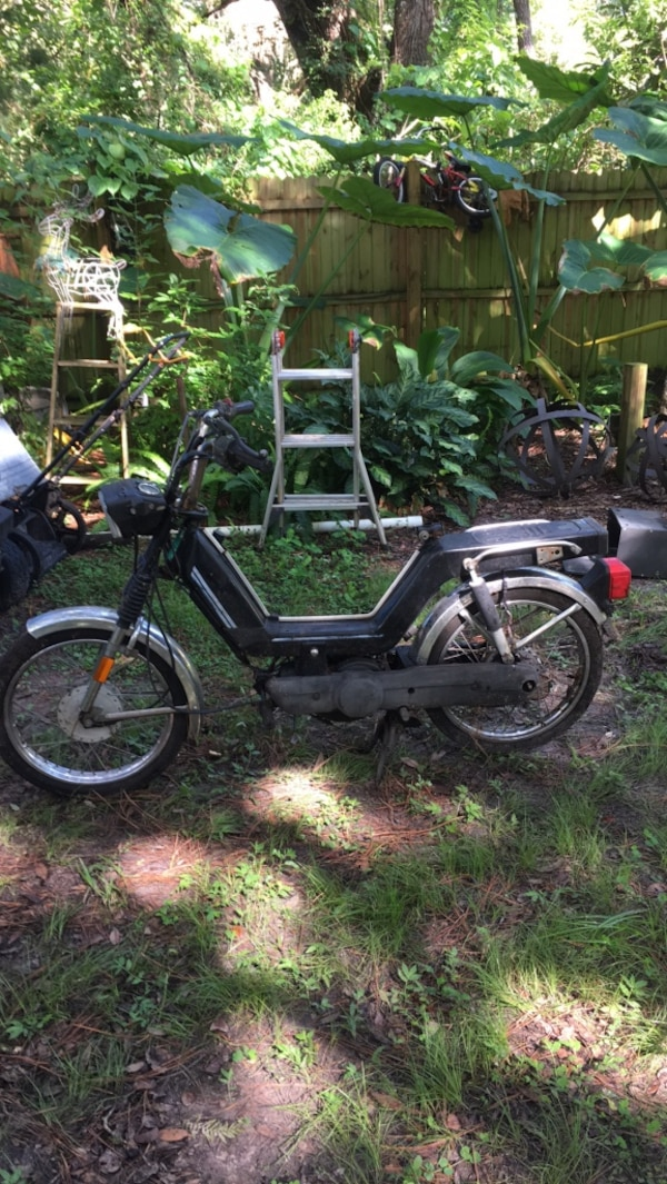 kinetic moped project or parts