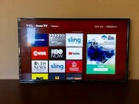 Roku TCL 32' with wall mount included New York, 11207