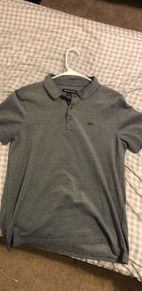 Gray michael kors polo shirt Centreville, 20120