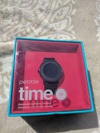 Pebble time round smartwatch Las Vegas, 89113