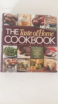 The Taste Of Home Cookbook 325 Reduced Calorie Dishes