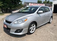 2009 Toyota Matrix Certified/XR/Automatic/Sunroof/Gas Saver Scarborough, ON M1J 3H5, Canada