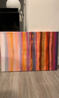 22x32inches canvas painting