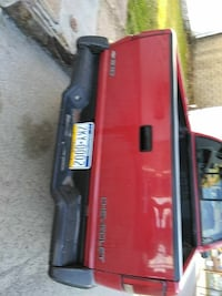 red Chevrolet tail gate Fayette City, 15438
