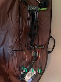PSE Maxis Compound Bow