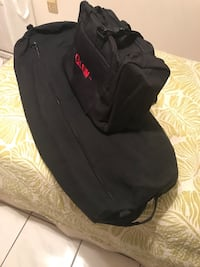 Zippered Duffel bag and Carrying bag case Miami, 33175