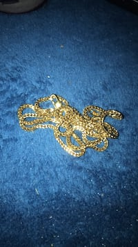 Gold necklace (chain) Yakima, 98902