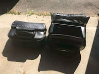 Saddle bags for motorcycle Toronto, M1T 3J9
