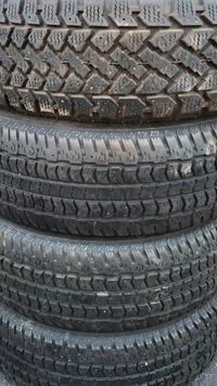 4 Winter tires 185/65R14. Toronto, M9P 3N9