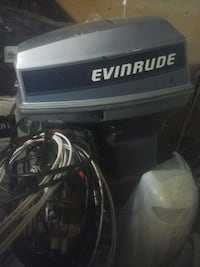 60 hp Evinrude outbd motor excellent must be seen Whitchurch-Stouffville, L4A 1G2
