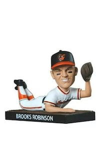 Brooks Robinson Bobble head give away on 7/16/19 Towson, 21286