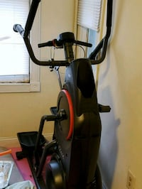 black and gray elliptical trainer Martinsburg