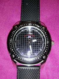 Polo watch leather Barberton, 44203