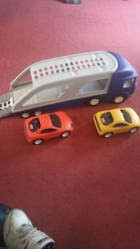 Little Tykes Truck & Cars