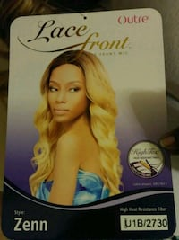 Zenn Lace Front Wig Harahan, 70123
