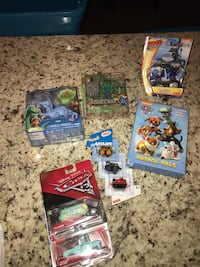 7 New Item Toy Lot ($2 per item/$14) Virginia Beach, 23452