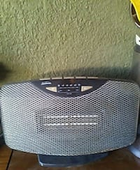 black and gray portable speaker Fresno, 93728